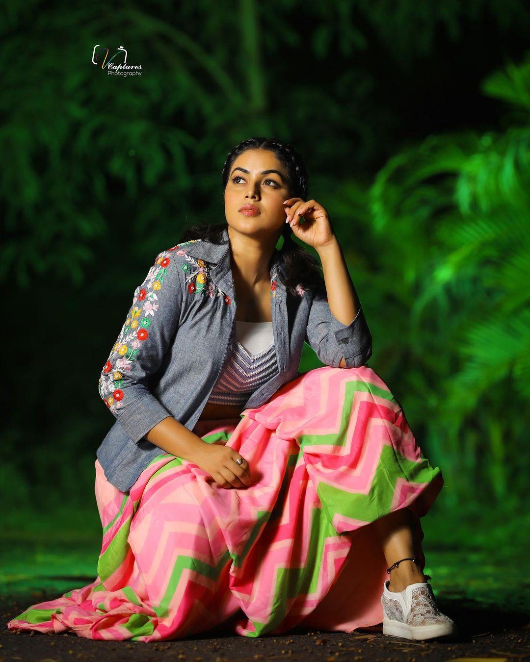 Shamna Kasim Photoshoot 6