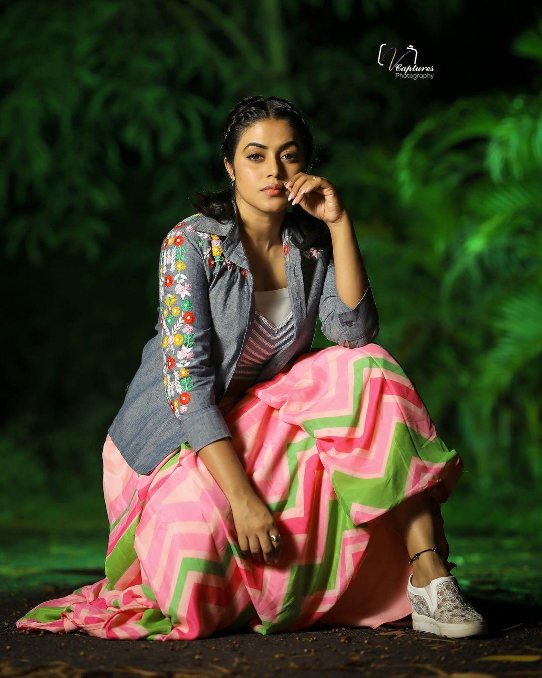 Shamna Kasim Photoshoot 8