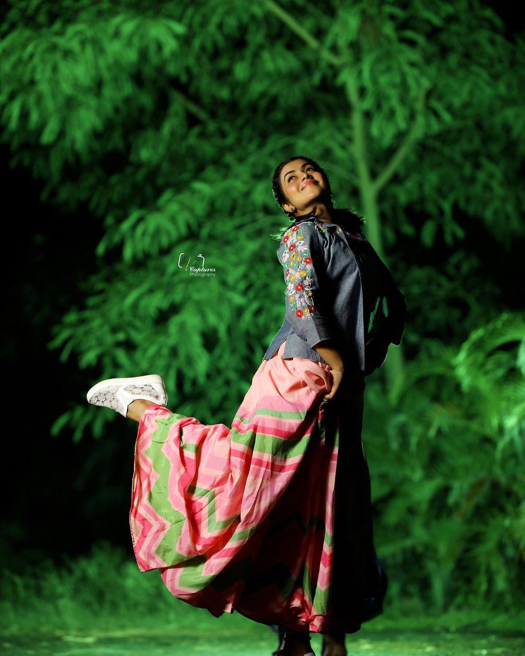 Shamna Kasim Photoshoot 9