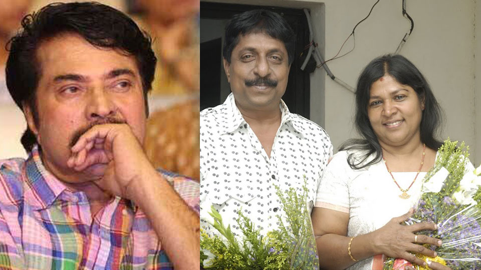 Sreenivasan about marriage