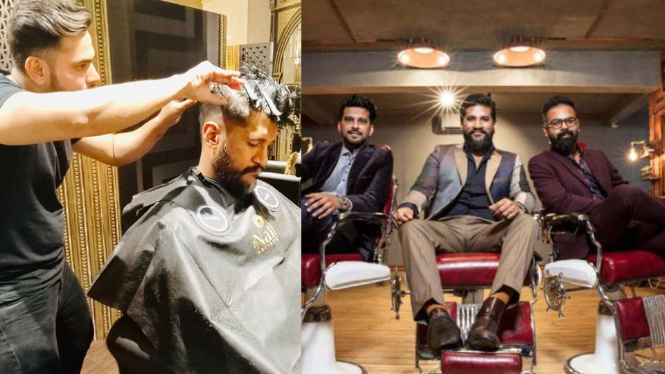Vijay Yesudas new business shop