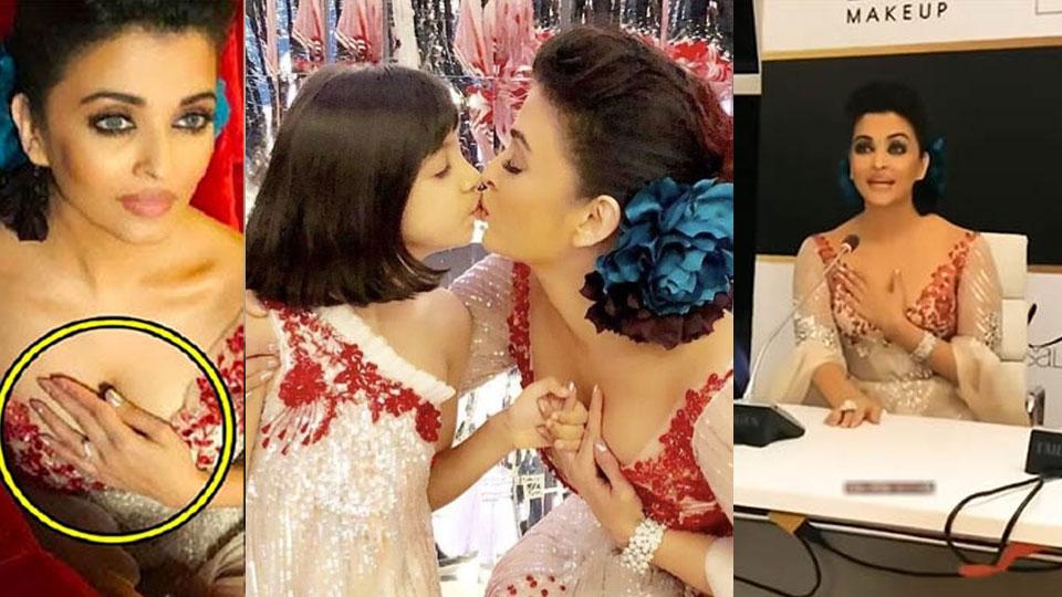 Aishwarya Rai in world fashion week