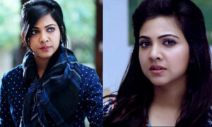 Madonna Sebastian about father