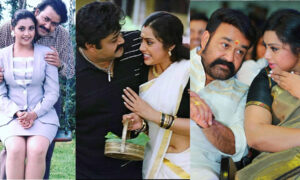 Meena and Mohanlal creat new history