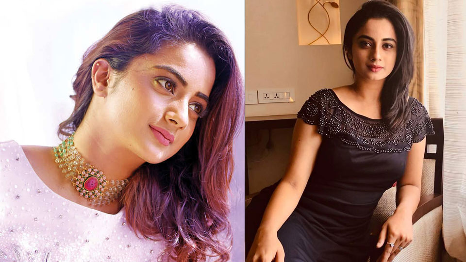 Namitha about fans