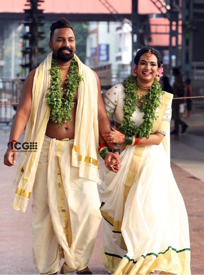 Saranya Anand Wedding Photos