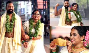 Saranya Anand got married