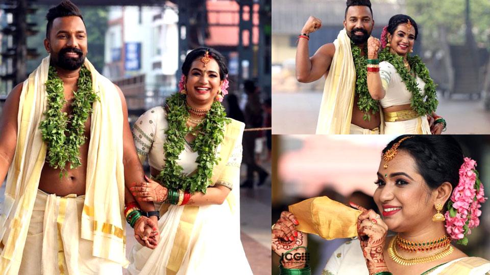 Saranya Anand got married