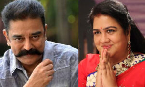 Urvashi about Kamal Haasan
