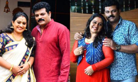 Beena Antony and Manoj Nair Love story