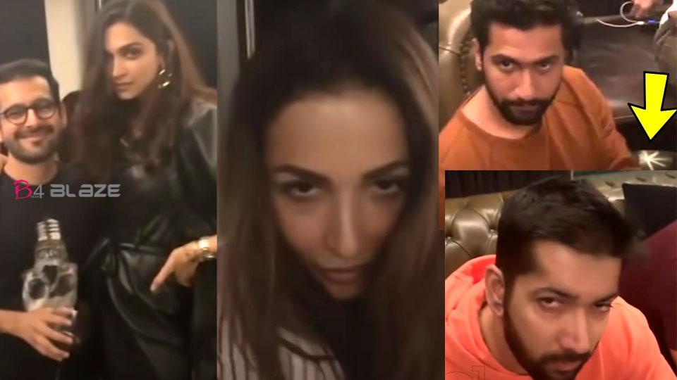 Bollywood actors video