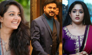 Dileep about Manju