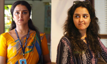 Manju Warrier name controversy