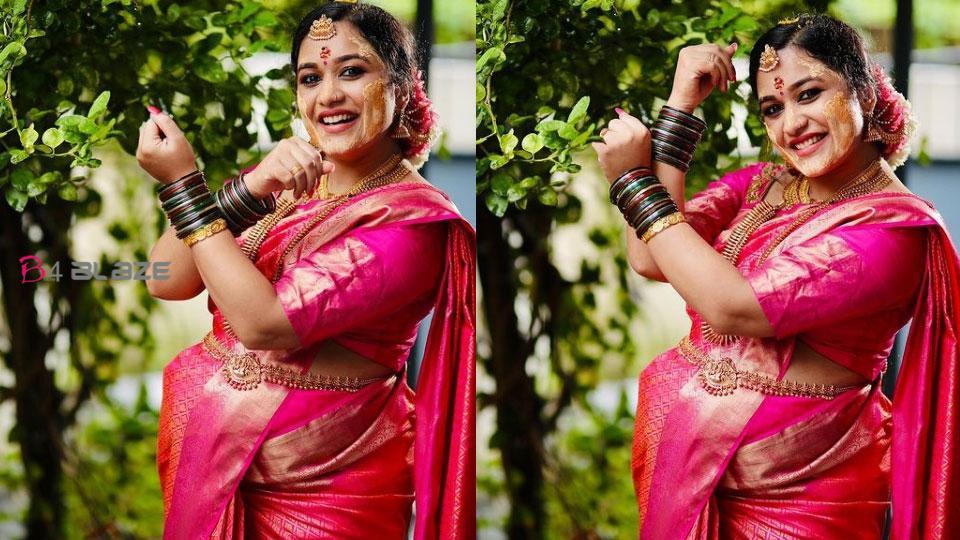 Parvathy Krishna Video