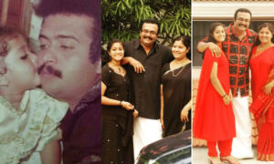Vaishnavi shared memories with saikumar