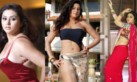 Namitha about her roles