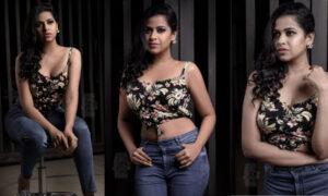 Sadhika Venugopal new photoshoot