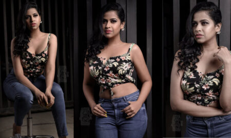 Sadhika Venugopal new photoshoot
