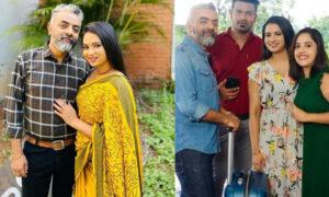 Saranya Anand post