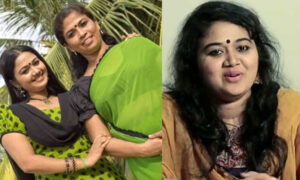 Saranya about mother