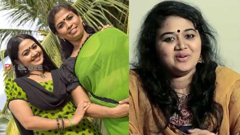 Saranya about mother