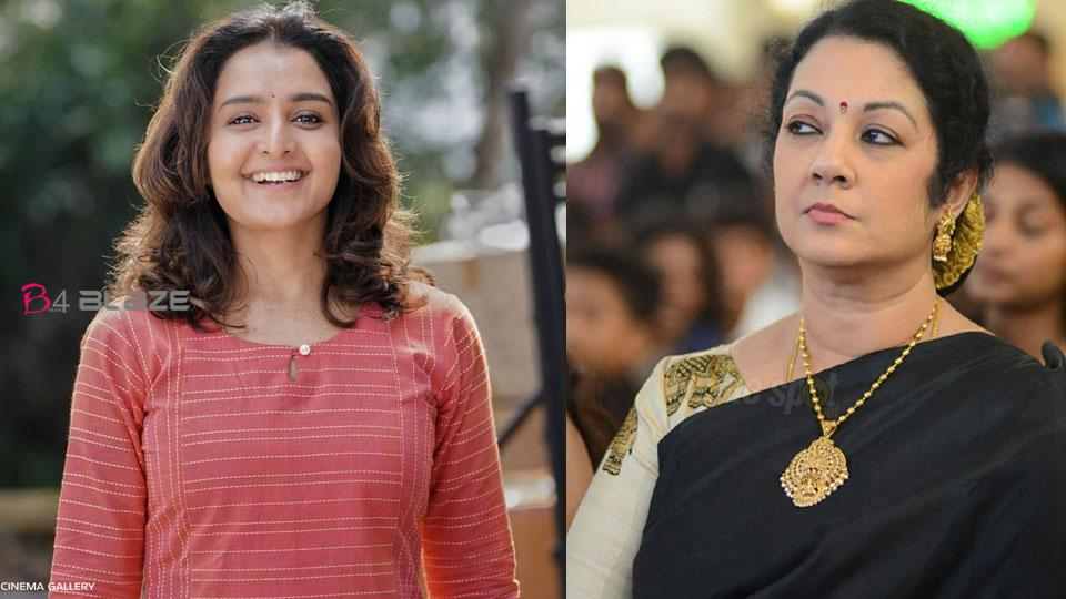 shanthi krishna about manju warrier