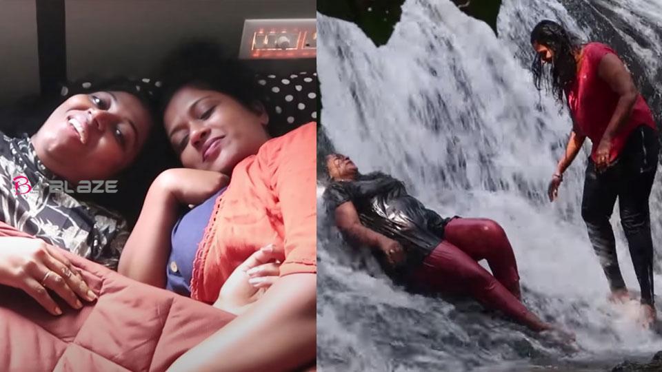 Manju Pathrose new video