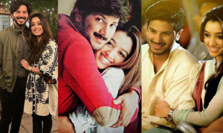 dulquer salmaan love story