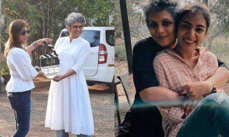 Jyothirmayi new look