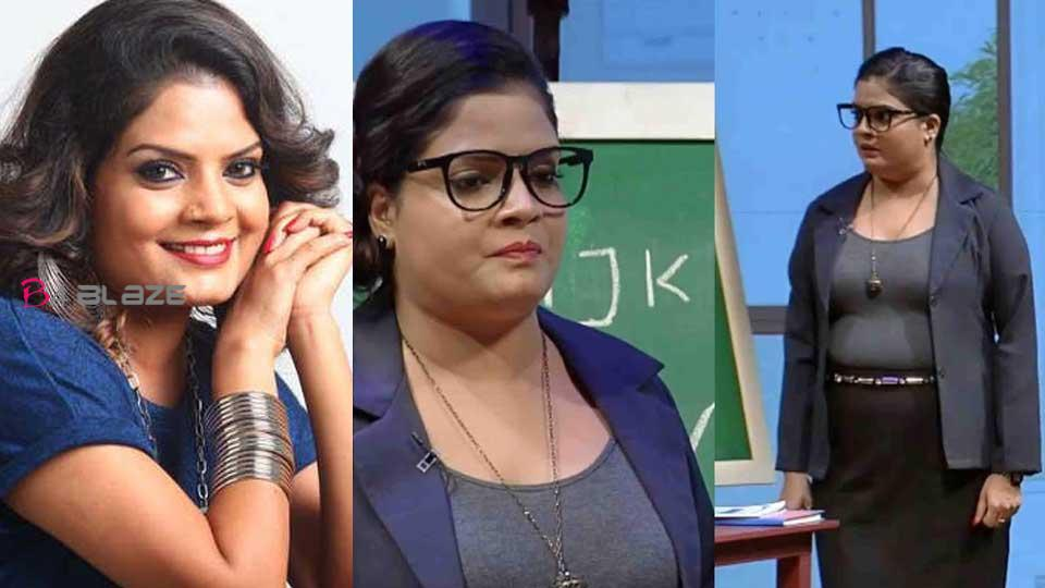Subi Suresh about her weight