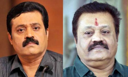 Suresh gopi latest news