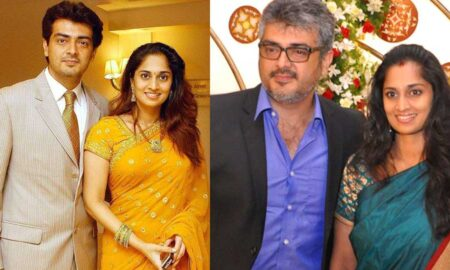 ajith and shalini life story