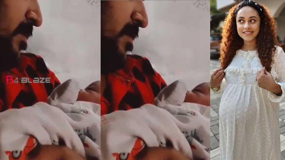 srinish new video with baby