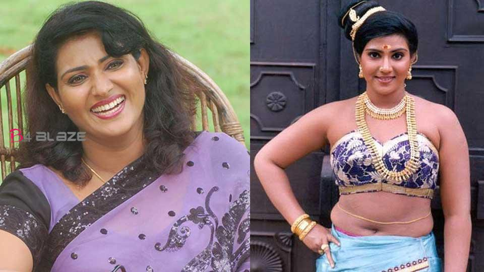 vani viswanath about acting