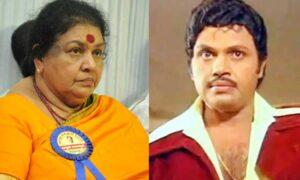 Kaviyoor ponnamma about jayan