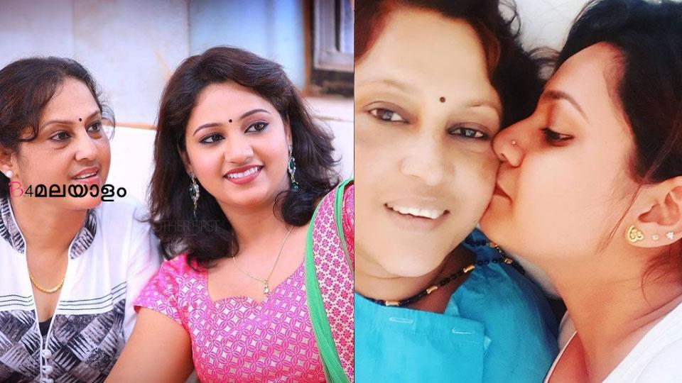 pratheeksha about mother