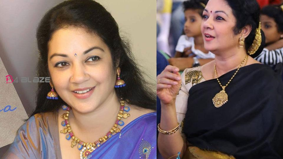 shanthi krishna about film