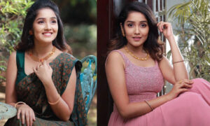 anikha about height
