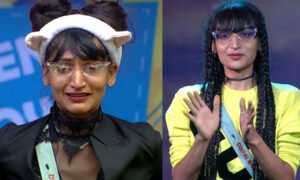 dimpal back to bigg boss