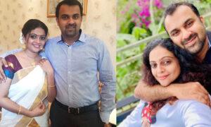aswathy sreekanth about husband