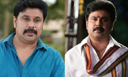 dileep about father