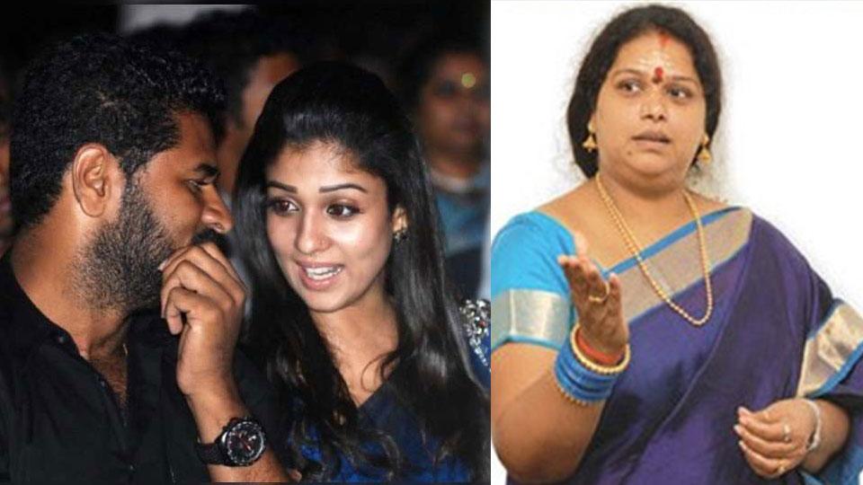 ramlath about nayanthara