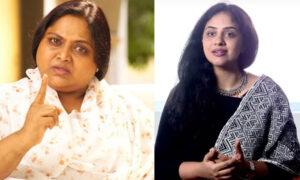 saritha and devika reaction