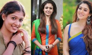 nayanthara makeover